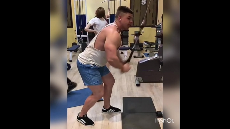 Вадим Нохрин Спорт Добивка трицепса