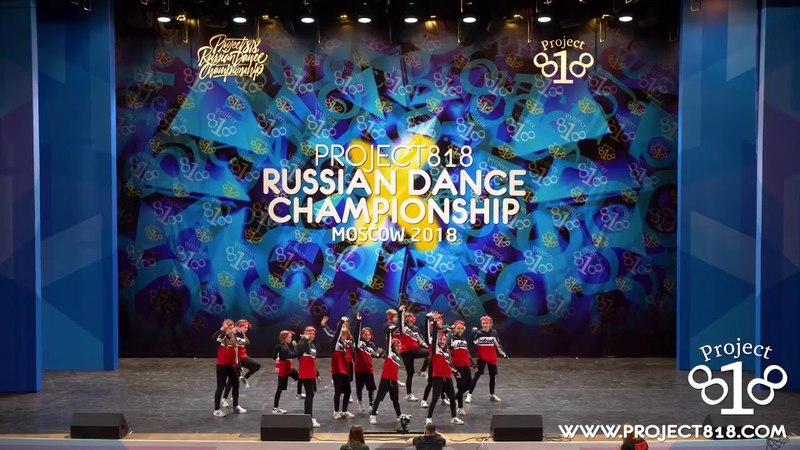 NEO CUBS | JUNIORS MID ★ RDC18 ★ Project818 Russian Dance Championship ★