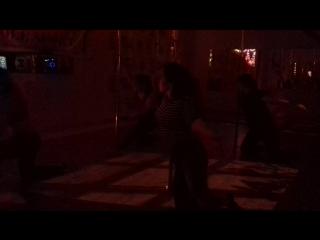 Группа продолжающие/ Choreography and staging from Olga Pravotorova