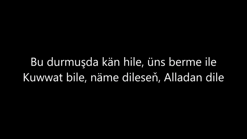 Syke dali ft S beater - Diyen aydan kan bolar (Turkmen rap)_Full-HD.mp4