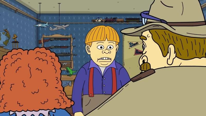 Мистер Пиклз (1 сезон 9 серия) _ Mr. Pickles _ 2014 _ ЛО _ WEB-DLRip