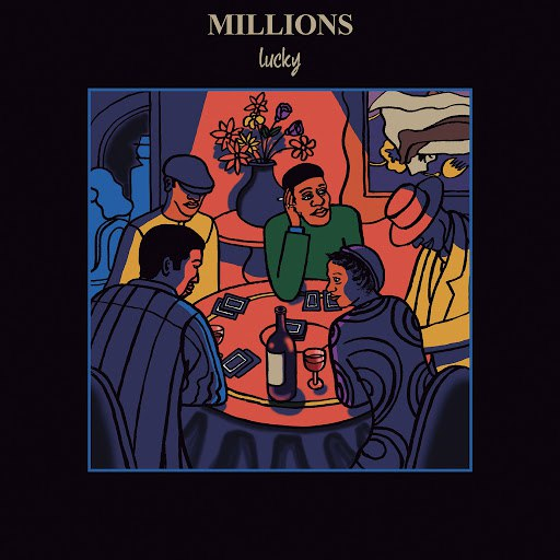 Millions альбом Lucky