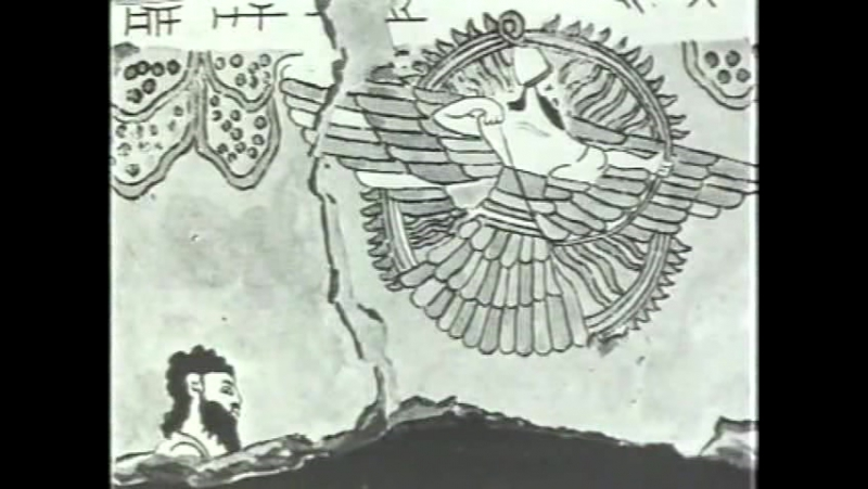 Эрих фон Дэникен - 18 - Пиктограммы и петроглифы