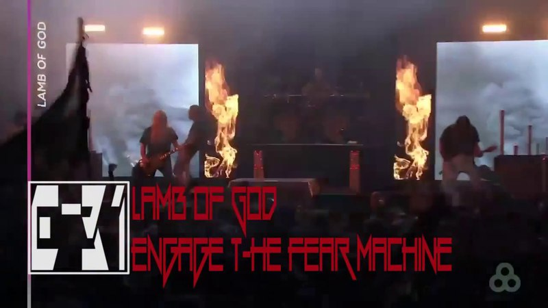 Lamb Of God - Engage The Fear Machine (Live)