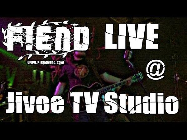 FIEND Circles Live @ Studio Melodic Death Metal