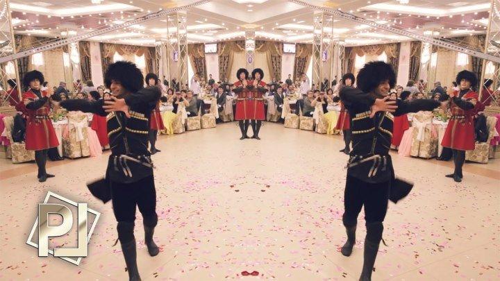 Зажигательная лезгинка от Данияла Алиева Она красивая на Дагестанской свадьбе. Супер хит 2016 г.
