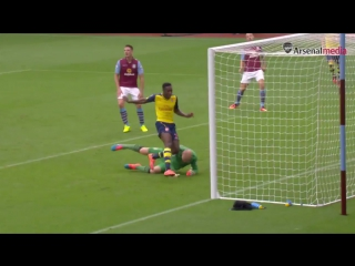 Aston Villa 0-3 Arsenal, September 20, 2014