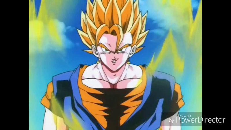 Dragon Ball Z OST - Super Vegetto Theme