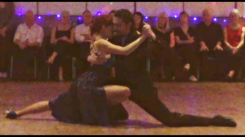 Euphoria Teacher Cabaret York with Guillermo Alexandra Argentine Tango for Revolution Dance