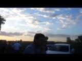 В Сети появилось видео драки в Новохоперском районе, снятое сотрудником ЧОП Патруль