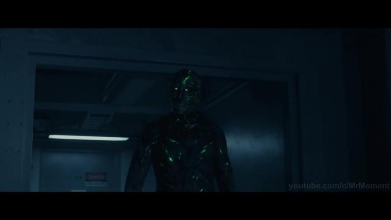 Доктор Дум устраивает бойню в ЗОНЕ 57. Смерть Франклина Шторма. Фантастическая ч
