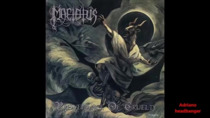 Mactätus Provenance Of Cruelty 1999