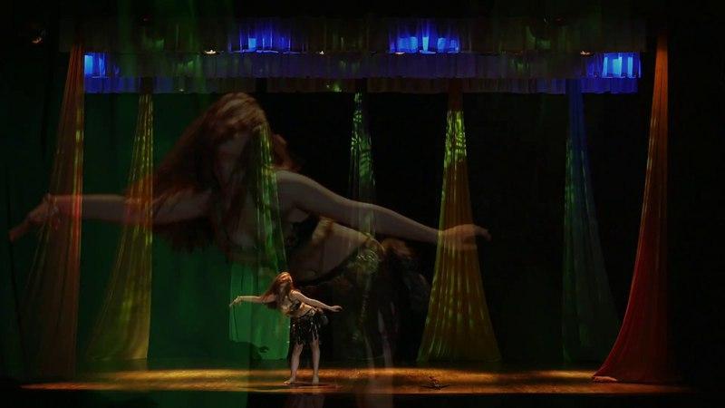 Елизавета Метелица Амазонка Студия восточного танца Арфа