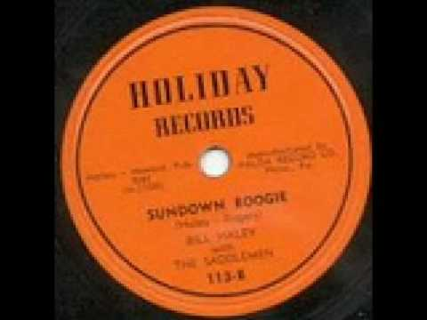 Bill Haley The Saddlemen - Sundown Boogie