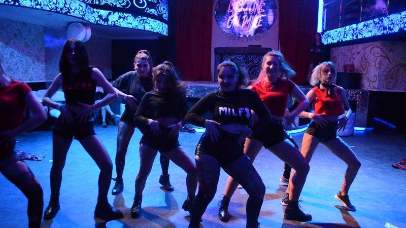 ECD vol 4 K POP Party Deers Little Mix Power Fergie Milf Money