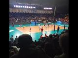 #кубокроссии #финал #белогорье #кузбасс #волейбол наши продули 3:0....эх....