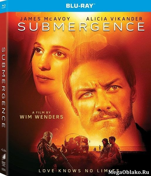 Погружение / Submergence (2017/BDRip/HDRip)