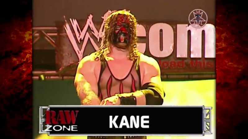 Kane The Big Show vs Billy Gunn Chuck Palumbo 2002