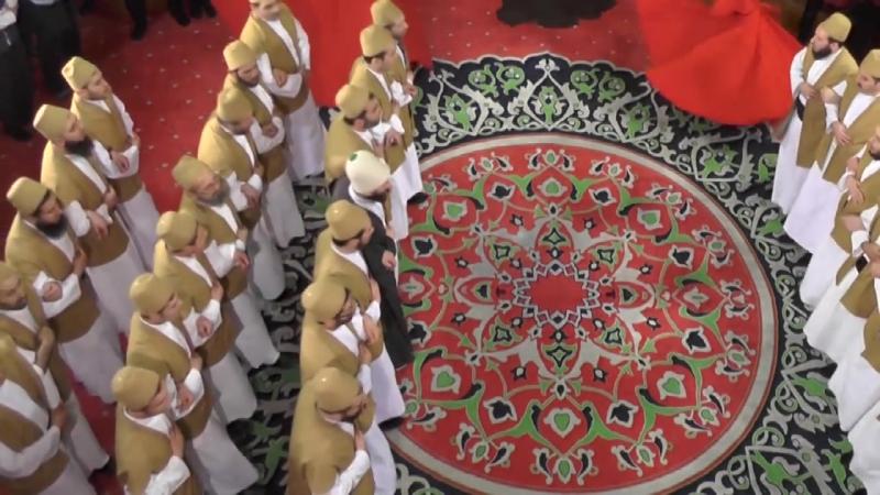 Sufi Zikir, Sufi Dhikr. (Halvet-i Uşşaki)
