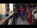 German Lihachev-spiderman^dressing room^ (Keep Silence DCrew)