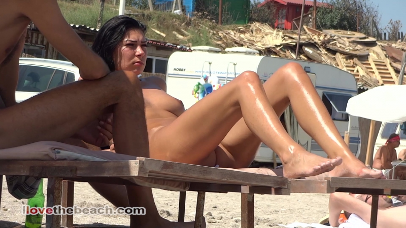 Naturist Beach 166