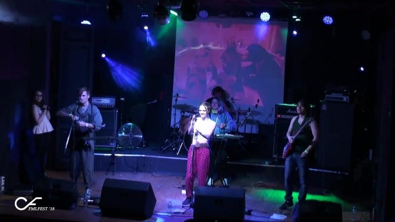 Inmarble FMLFest 18 Клуб MOD (СПб) 29042018