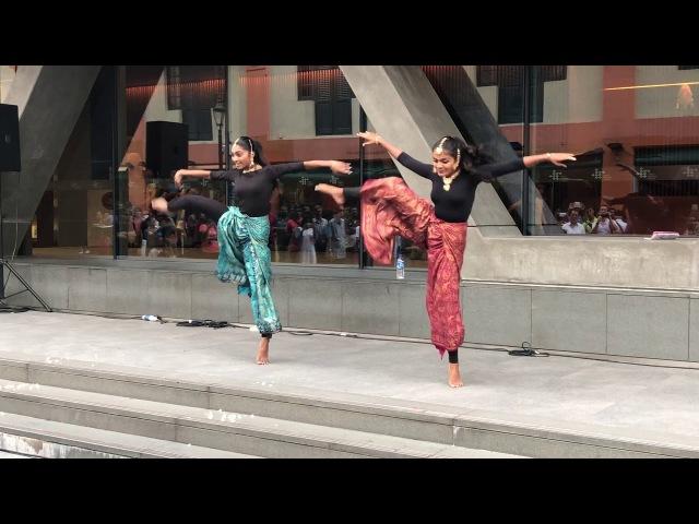 Viral Video - Iswarya Shruthi Dance in Singapore