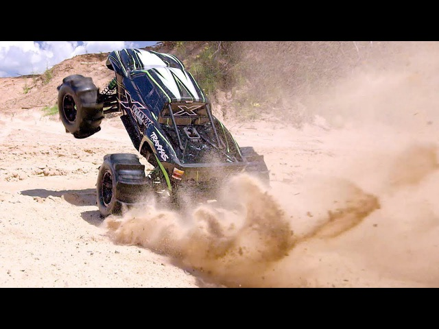 Own the Sand, Snow and Water   Traxxas Paddle Tires