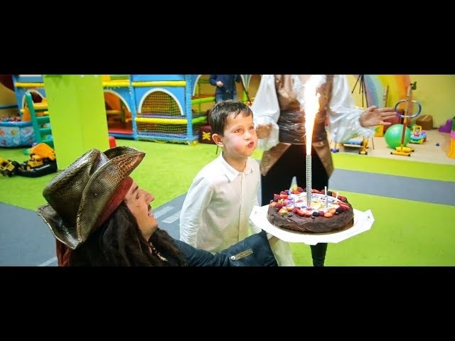 Видеосъемка дня рождения Ярослава (Family Studio, г.Калининград)