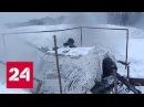 Артиллеристы ЗВО отработали учения с применением модернизированных снарядов Краснополь 19 02 2018