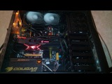 AORUS GTX 1080 Ti Waterforce Xtreme Edition - FurMark