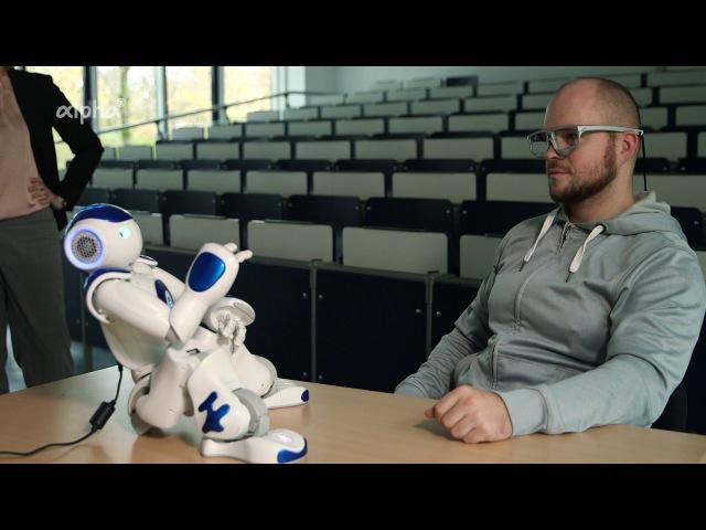 Digital Intelligence - Roboter als Lehrer an der Uni - ARD-alpha