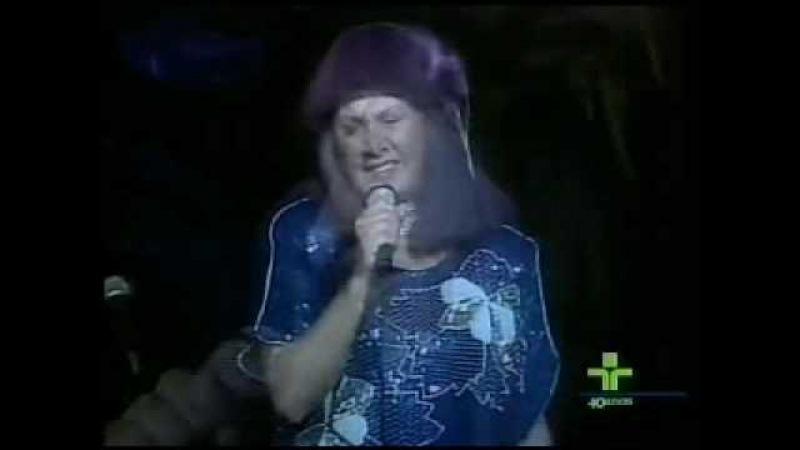 Airto Moreira pandeiro solo Flora Purim '' Midnight sun '' = Brasil 1988