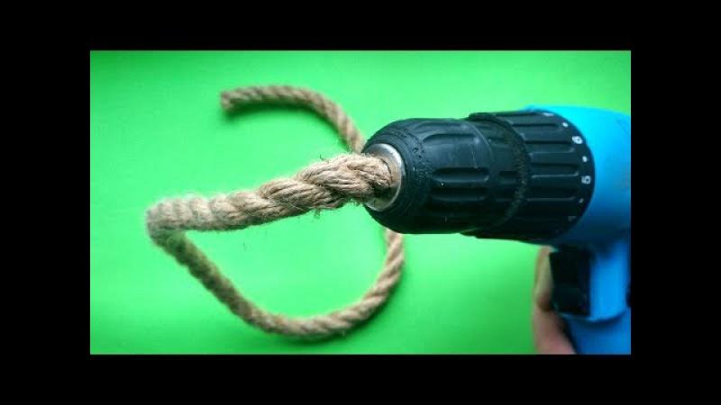 23 Crazy Life Hacks for Drill Machine