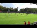 Герта 3-1 Баутцен, первый гол Проничева