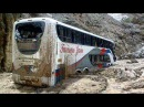 Crazy Bus Driving Skills Extreme Bus OffRoad in Mudding Roads