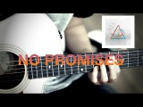 Cheat Codes - No Promises ft. Demi Lovato (Remix Fingerstyle Guitar Cover by Harry Cho)