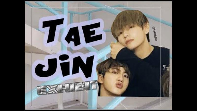 TAEJIN EXHIBIT PART 2 ♡ VJIN (뷔진 / 태진)