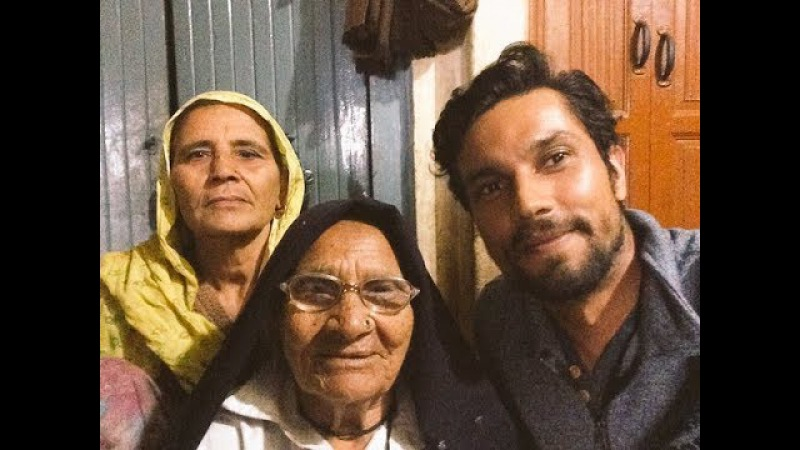 Actor Randeep Hooda Childhood Unseen Family Pics with Parents, Brother and Sister