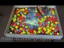 Песочница с интерактивными играми. 75 развивающих игр