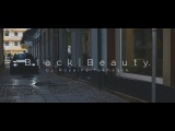 Black Beauty.  Audi A4 B5.
