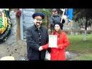 Нагородження Вєти Базюк Універсалом від з присвоєнням звання./Посвята у козаки ...