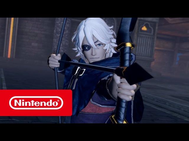 Fire Emblem Warriors — Найлз (Nintendo Switch)
