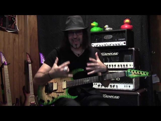 Free The Tone - GIGS BOSON demo by Rob Balducci