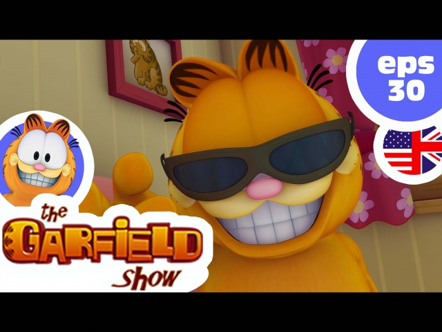 THE GARFIELD SHOW - EP30 - Time Twist