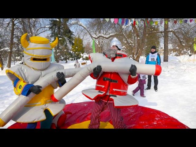 Зимний тимбилдинг в Парк-отеле Морозовка