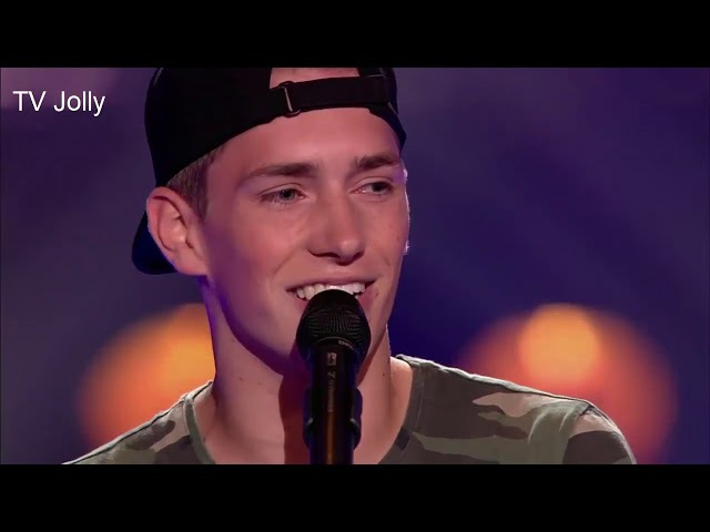 UNBELIEVABLE ! Top 10 Shocking Blind Auditions The Voice 2017 ( No2)