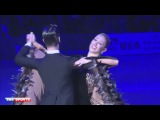Andrea Ghigiarelli & Sara Andracchio 2nd Place Honorary Dance 2018 WDC Asian Tour Dance Taipei
