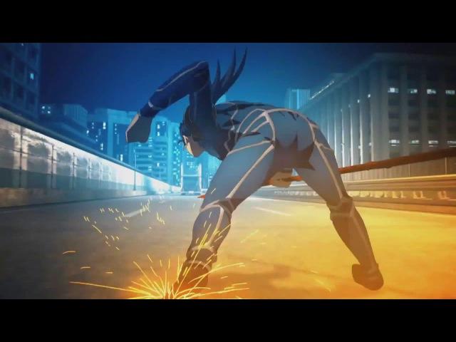 Fatestay night Heavens Feel Movie Animation Material