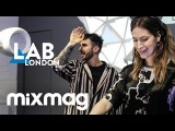 HOT SINCE 82 b2b LA FLEUR in The Lab LDN